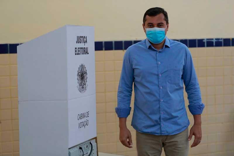Wilson Lima disse que governo está de portas abertas (Foto: Diego Peres/Secom)