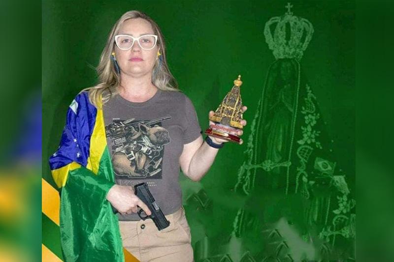 Juliana Gaioso candidata a vereadora