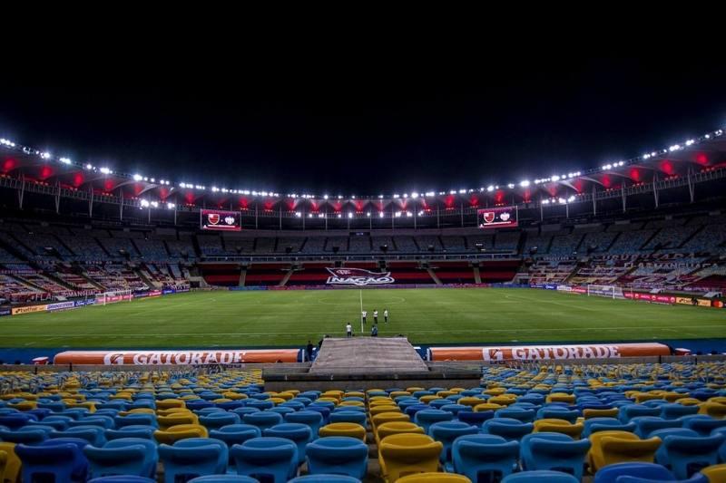 A partida, terá início às 21h30 (horário de Brasília), no Maracanã (Foto: Marcelo Cortes/Flamengo)