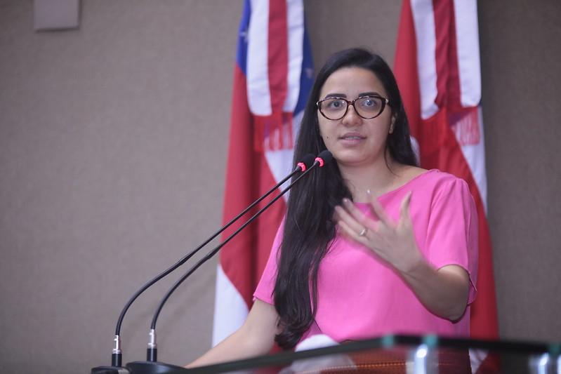Mayara Pinheiro, deputada estadual