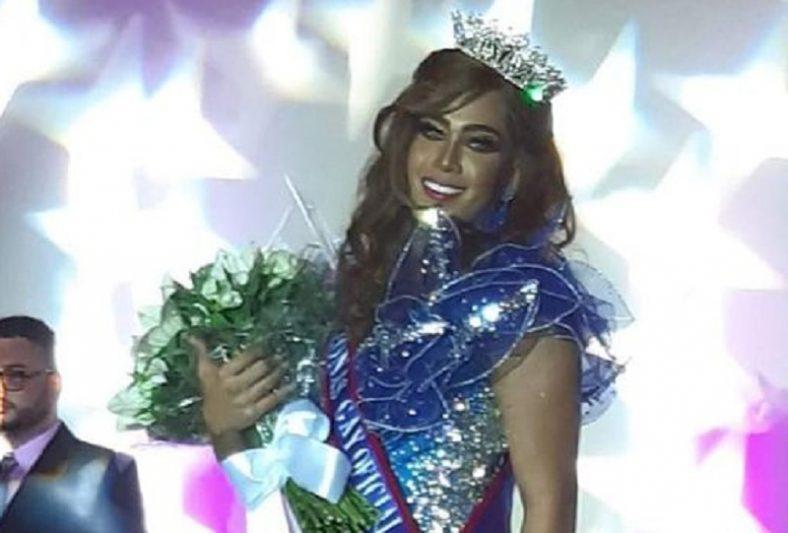 Yohara Aguiar é a Miss Amazonas Gay 2020 (Foto: Divulgação)