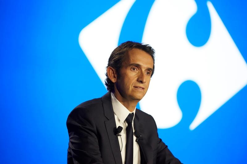 Presidente do Grupo Carrefour, Alexandre Bompard