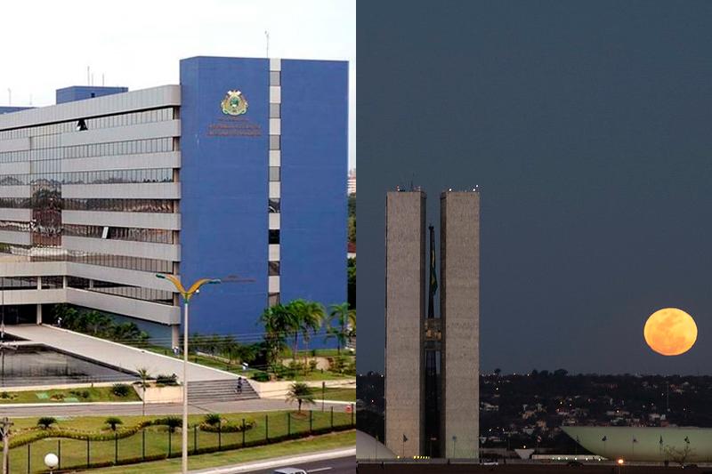 Assembleia Legislativa e Congresso Nacional