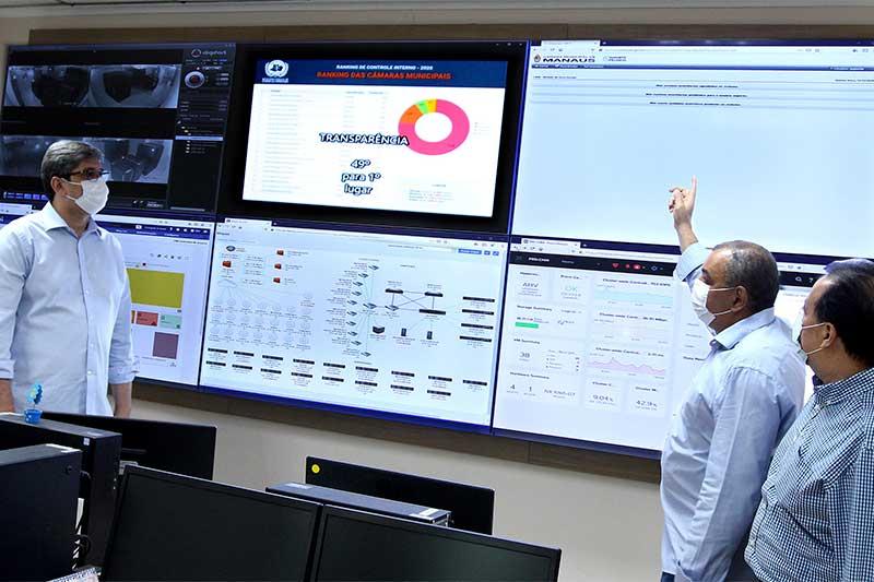 Data center reunirá dados públicos (Foto: -Robervaldo Rocha/CMM)