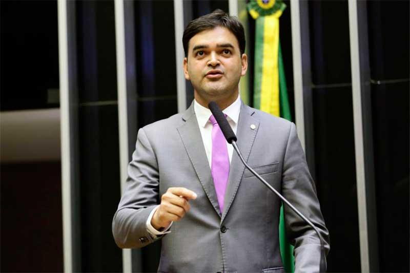 Rubens Pereira Júnior (Foto: Maryanna Oliveira/Agência Câmara)
