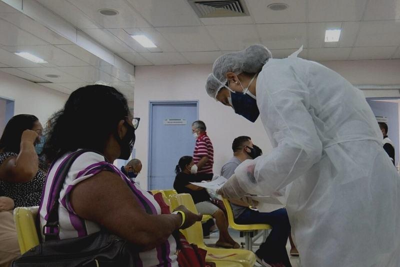 SES-AM convoca 44 técnicos de enfermagem (Foto: Rodrigo Santos/SES-AM)