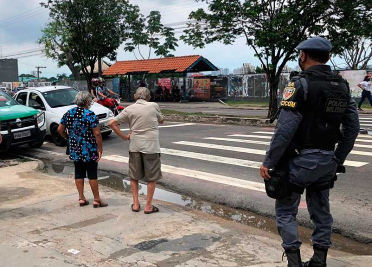 Operação combate crimes contra idosos em todo o país (Foto: Murilo Rodrigues/ATUAL)