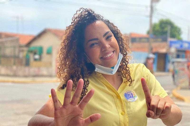 Prefeita eleita Suéllen Rosim é vítima de racismo em Bauru (Foto: Instagram/Reprodução)