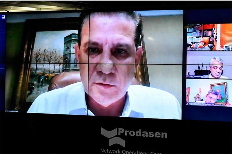 Vanderlan Cardoso pediu retirada de projeto (Foto: Waldemir Barreto/Agência Senado)
