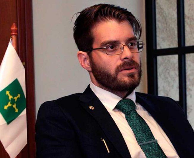 Advogado Marco Vicenzo apresentou pedido de impeachment (Foto: Facebook/Reprodução)