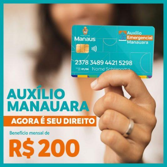 Auxílio Manauara