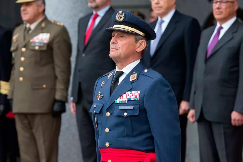 General Miguel Ángel Villarroya