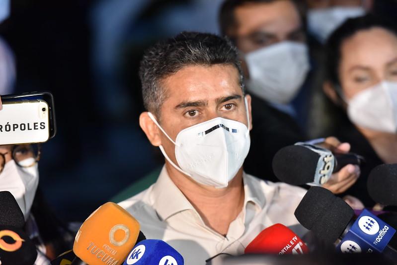 David Almeida, prefeito de Manaus