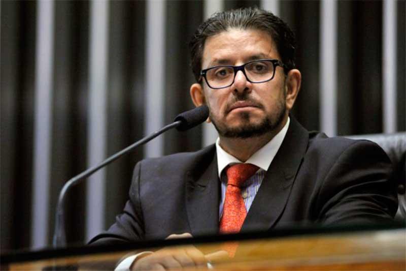 Deputado Fabio Ramalho diz comando da Câmara (Foto: Alex Ferreira/Câmara dos Deputados)