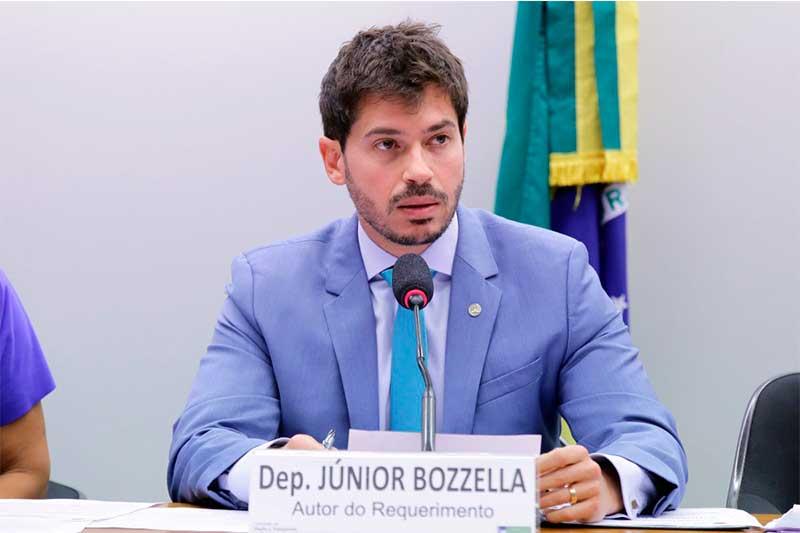 Deputado Junior Bozella critica benefícios a dirigentes do partido (Foto: Cleia Viana/Agência Câmara)