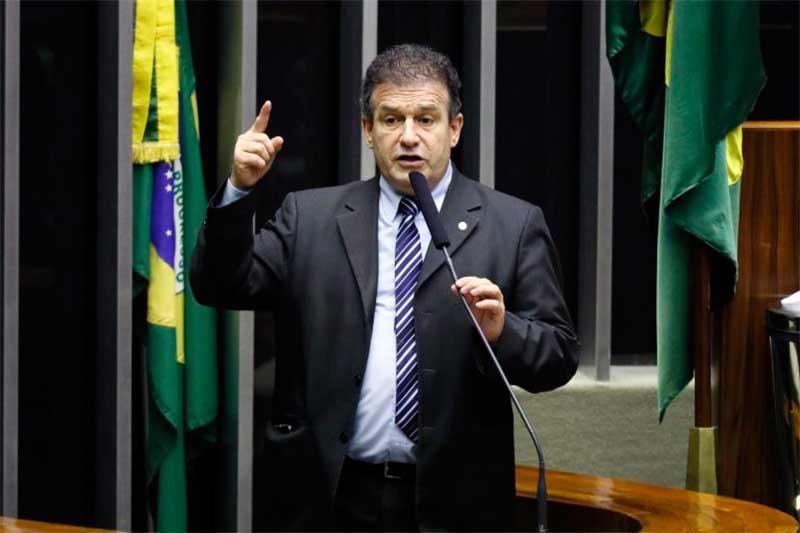 Pompeo de Mattos propôs 13º em dobro (Foto: Luís Macedo/Agência Câmara)