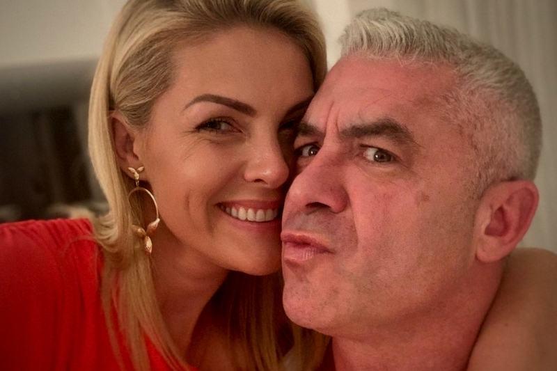 Ana Hickmann comemora retorno do marido Alexandre Correa após internação de 15 dias (Foto: Reprodução/Instagram/@ahickmann)