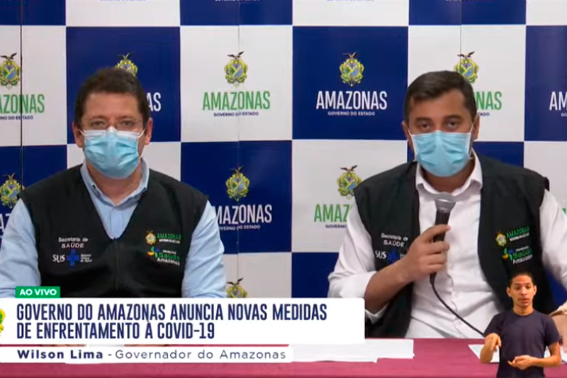 Marcelus Campêlo e Wilson Lima