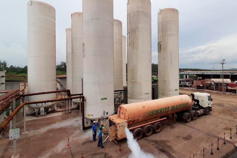 oxigênio do Maranhão