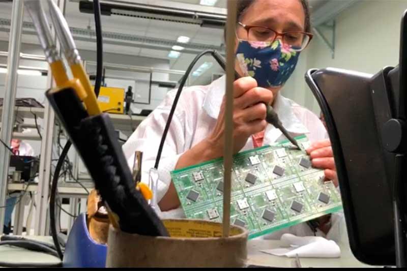 Produção de chips: novas tecnologias e escassez de insumos (Foto: Standar America/Divulgação)