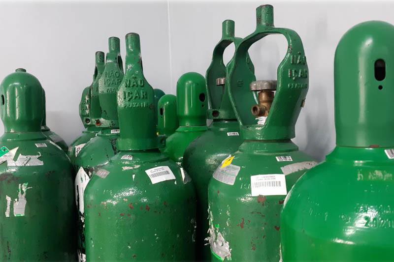 cilindros de oxigenio