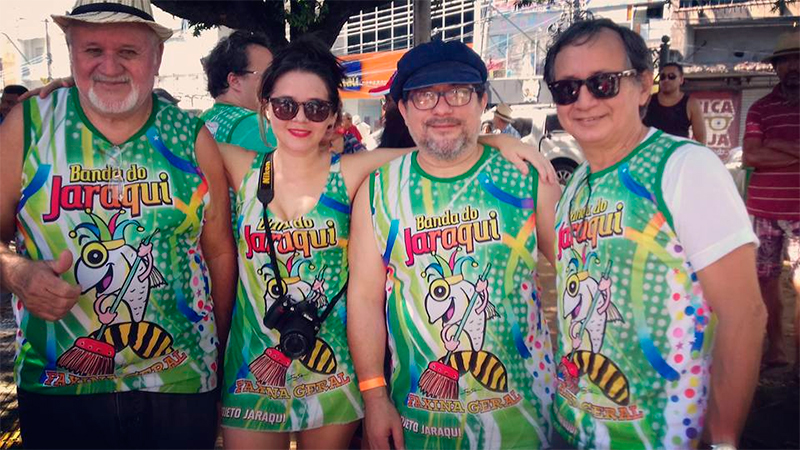 Carnaval de Manaus Banda do Jaraqui