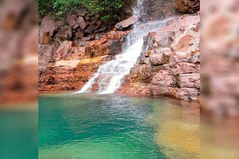Cachoeira em Roraima