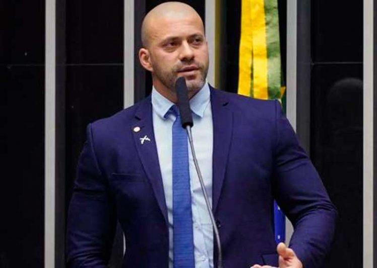 Daniel Silveira acumula polêmicas na vida pública (Foto: Pablo Valadares/Agência Câmara)