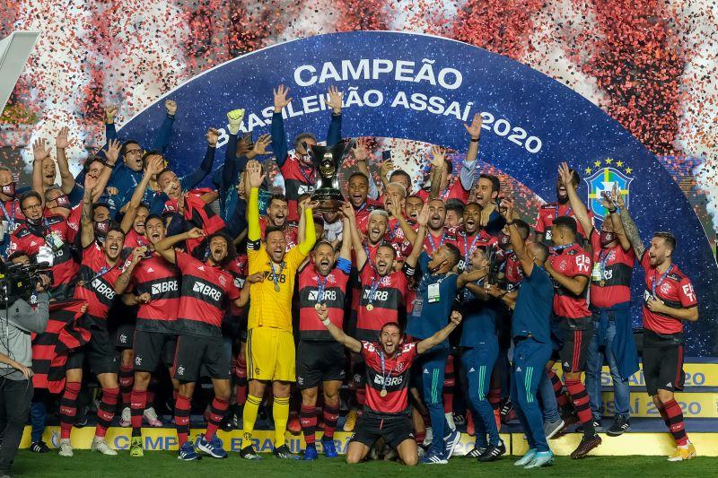 Flamengo, campeão brasileiro 2020