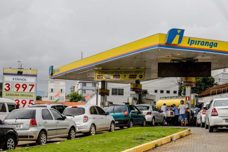 Greve de caminhoneiros de combustíveis