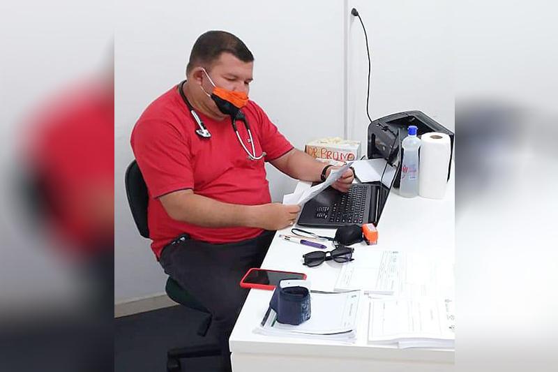 dr oziel souza