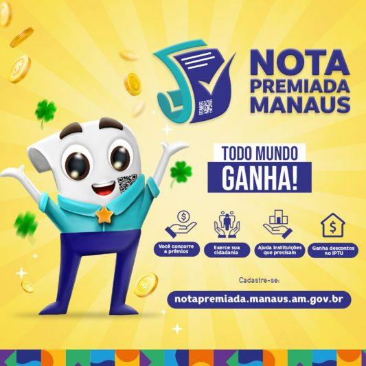 Nota Premiada Manaus card