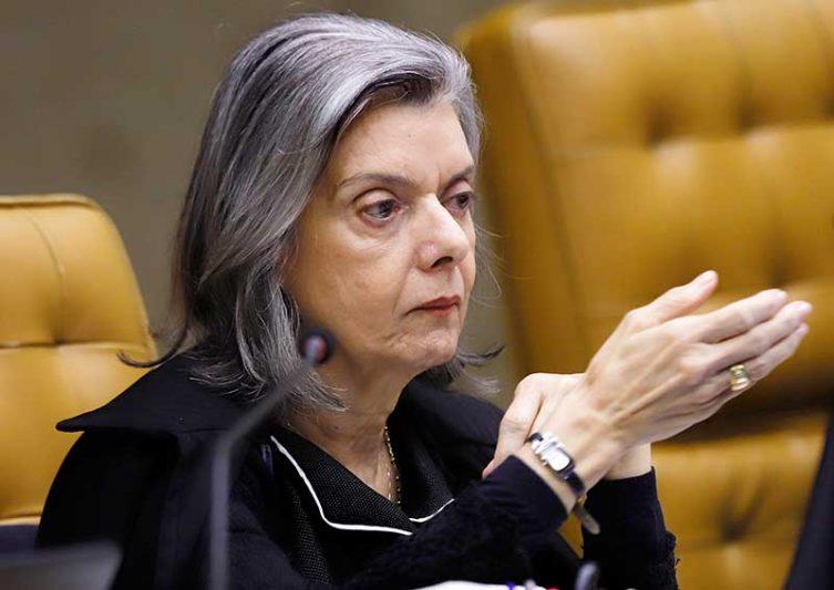 Decisão foi da ministra Cármen Lúcia (Foto: Rosinei Coutinho/SCO/STF)