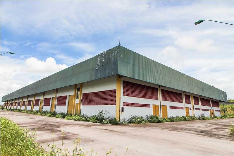Depósito será adaptado para abrigar o Dimicro em Manaus (Foto: Semcom/Divulgação)