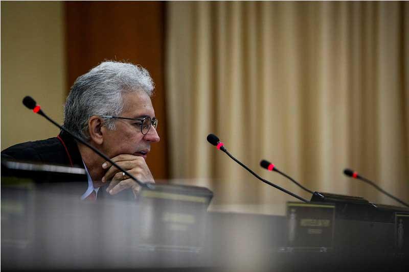 Desembargador Paulo Lima julgou que BMG não provou desvinculação de consórcio (Foto: Raphael Alves/TJAM)