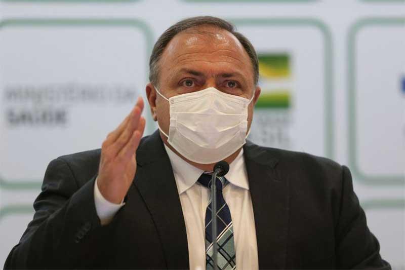 Eduardo Pazuello deixa Ministério da Saúde (Foto: Fabio Rodrigues Pozzebom/ABr)
