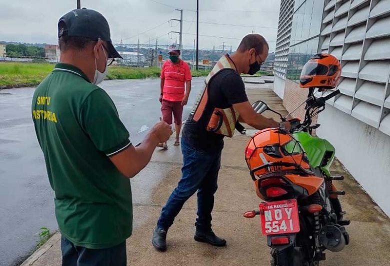 Vistoria é necessária para regularizar liecenciamento anual (Foto: IMMU/Divulgação)
