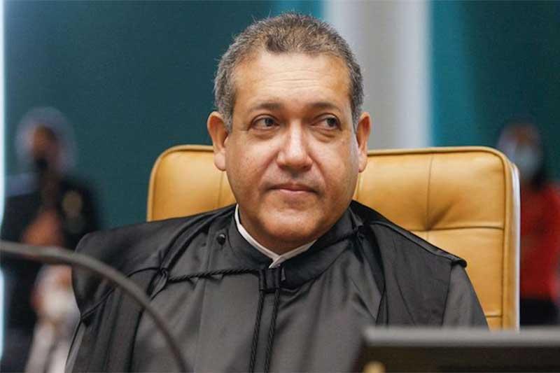 Kássio Nunes conclui análise de processo (Foto: Rosinei Coutinho/SCO/STF)