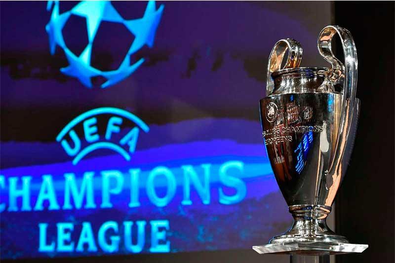 Taça da Liga dos Campeões: gigantes da Europa nas quartas de final (Foto: YouTube/Reprodução)
