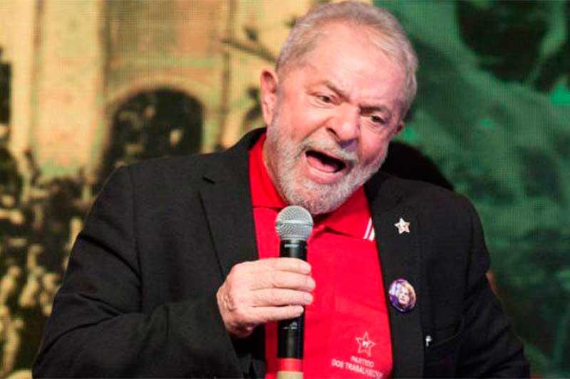 Lula evitou autocrítica ao PT no governo (Foto: Lula Marques/Agência PT)