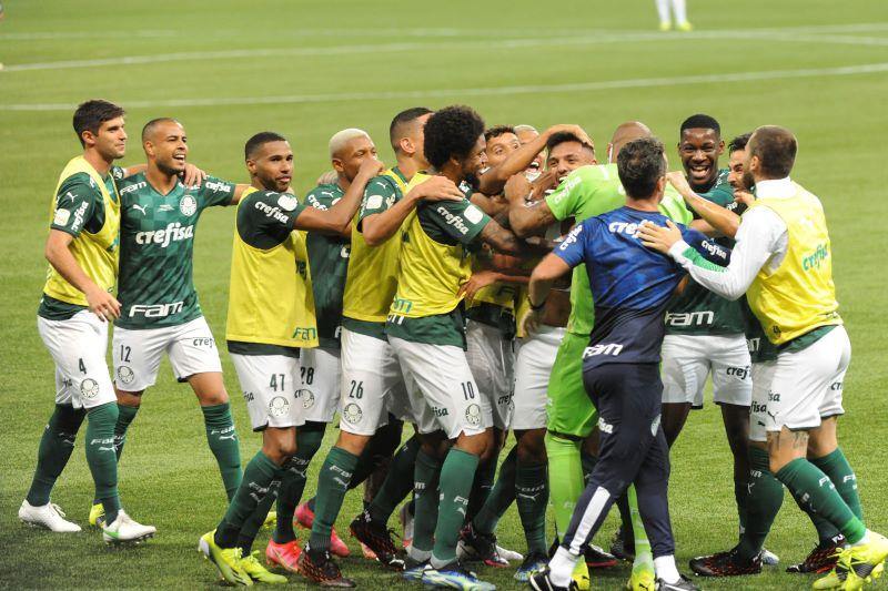 Palmeiras Campeão da Copa do Brasil