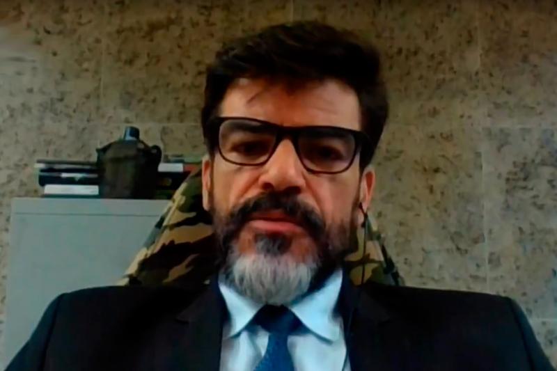 Alexandre Saraiva, Polícia Federal