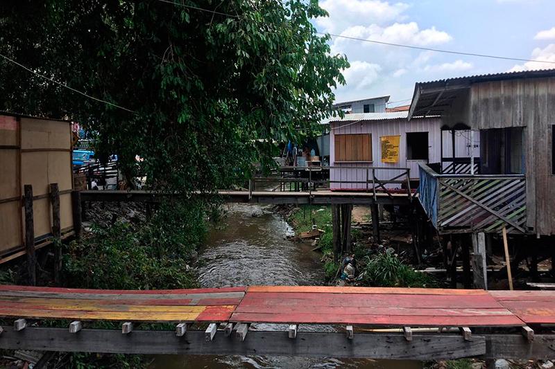 Igarapé do 40 Manaus