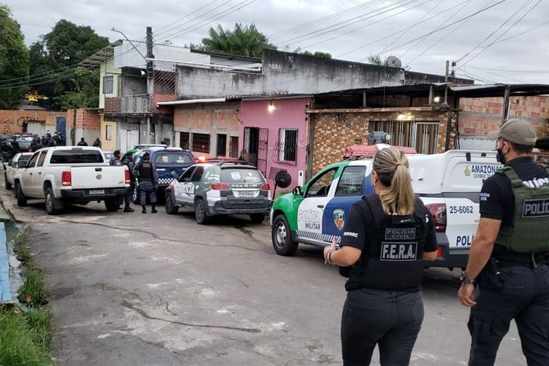 operacao policial zona leste