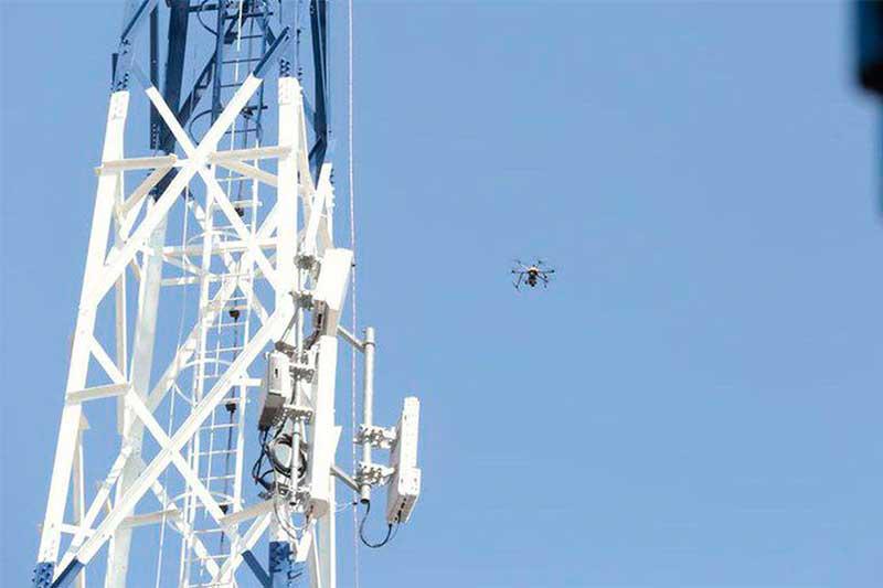 Com antena e tecnologia 5G, produtor pode reduzir custos (Foto: Guilherme Martimon/Mapa Divulgação)