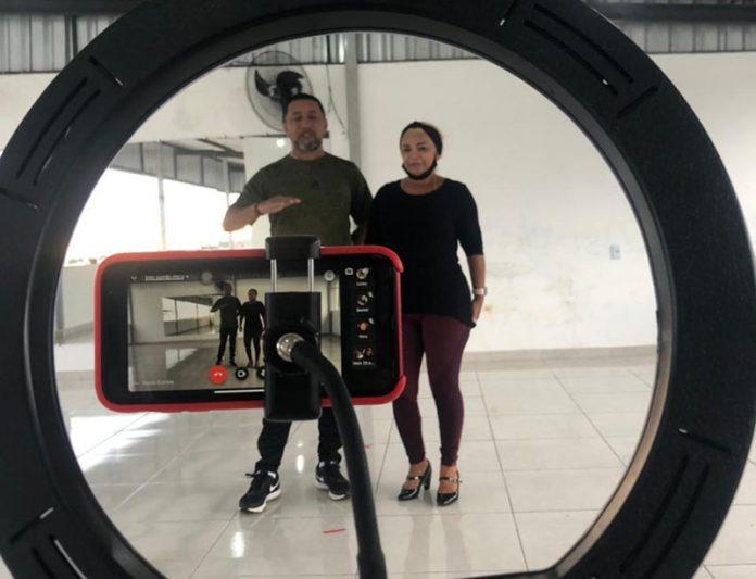 Técnicas de cinema serão ministradas em oficina (Foto: SEC-AM/Divulgação)