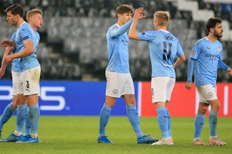 Manchester City vence PSG e está na final da Champions League (Foto: Manchester City/Twitter/Reprodução)