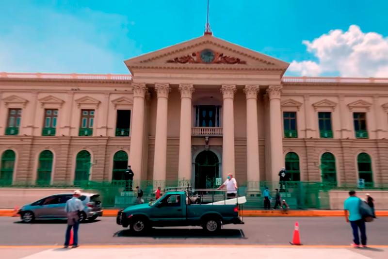 Palácio Presidencial El Salvador