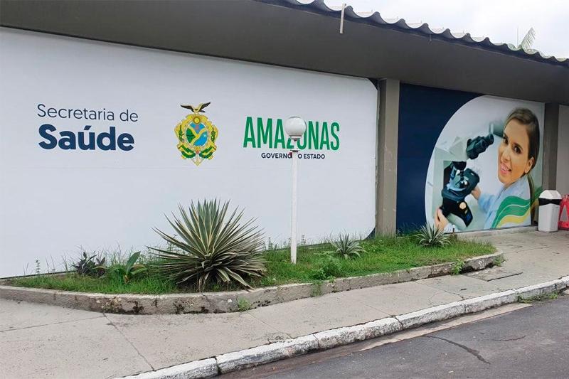 Secretaria de Saúde do Amazonas