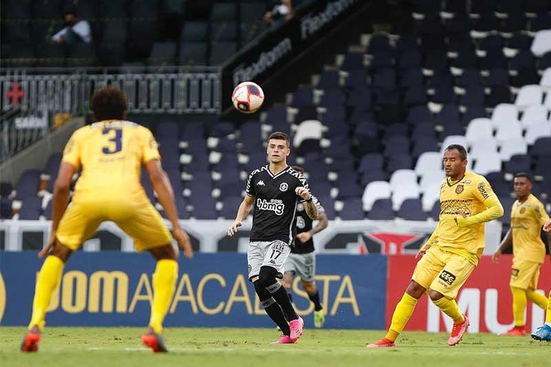 Vasco superou o Madureira na semifinal (Foto: Rafael Ribeiro/Vasco)